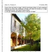 L'esperanto (anno 2001 - numero 8)