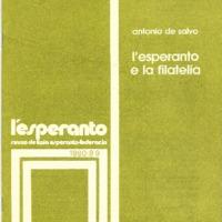 L'esperanto e la filatelia