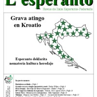 L'esperanto (anno 2019 - numero 2)