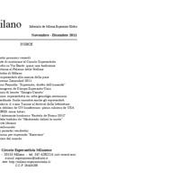 Informilano (2011/6 Novembre - Dicembre)