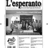 L'esperanto (anno 2013 - numero 5)