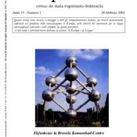 L'esperanto (anno 2002 - numero 2)