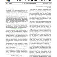 TEA-Bulteno (07/08, 11a jaro)