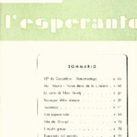 L'esperanto (anno 1954 - numero 6 - 30 nuova serie)