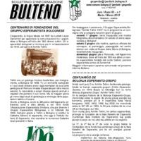 Informa Bulteno (Marzo 2012)