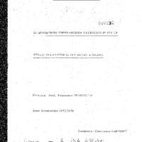 Il movimento esperantista cattolico in Italia. Storia dei rapporti fra Stato e Chiesa