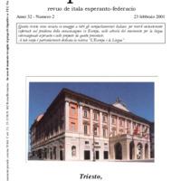 L'esperanto (anno 2001 - numero 2)