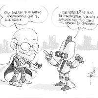 Fumetto: gli avverbi