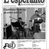 L'esperanto (anno 2008 - numero 2)