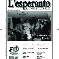 L'esperanto (anno 2012 - numero 3)