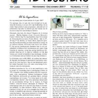 TEA-Bulteno (2007, 11/12)
