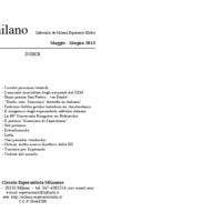 Informilano (2013/3 Maggio - Giugno)