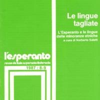 Le lingue tagliate - L'Esperanto e le lingue delle minoranze etniche