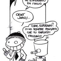 Fumetto: Cent jaroj