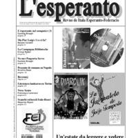 L'esperanto (anno 2009 - numero 4)
