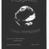 L'Esperanto: la lingua internazionale