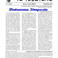 TEA-Bulteno (05/06, 11a jaro)
