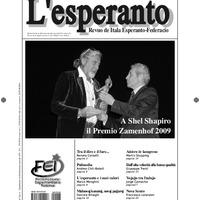 L'esperanto (anno 2009 - numero 6)