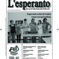 L'esperanto (anno 2013 - numero 4)