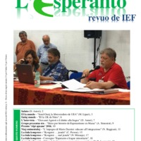 L'esperanto (anno 2016 - numero 4)