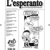 L'esperanto (anno 2010 - numero 1)
