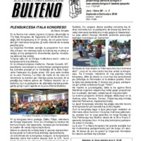 Informa Bulteno (settembre 2010)