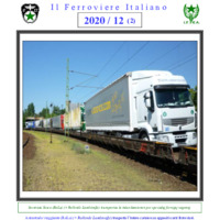 Il Ferroviere italiano (2020-12) (2) = Itala Fervojisto  (2020-12) (2)
