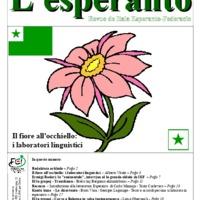 L'esperanto (anno 2019 - numero 4)