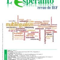 L'esperanto (anno 2016 - numero 2)