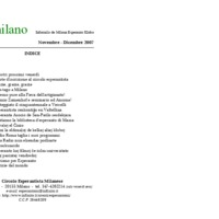 Informilano (Novembre - Dicembre 2007)