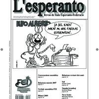 L'esperanto (anno 2009 - numero 3)