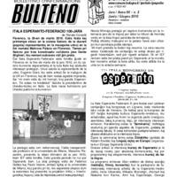 Informa Bulteno (giugno 2010)