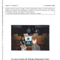 L'esperanto (anno 2002 - numero 7)